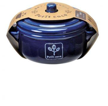 Синяя кастрюлька Петит-Коко (мята и базилик) ― Интернет-магазин оригинальных подарков Idea-Present, Екатеринбург