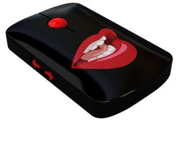 Проводная мышка Lips ― Интернет-магазин оригинальных подарков Idea-Present, Екатеринбург