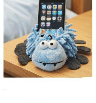 Держатель для мобильного телефона Паучок ― Интернет-магазин оригинальных подарков Idea-Present, Екатеринбург